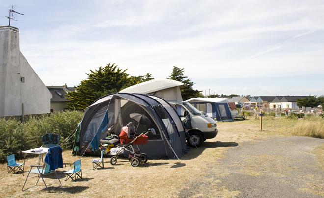 Foto kamperen met kinderen paklijst