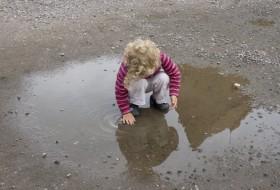 Kamperen met kinderen – met onweer op de camping