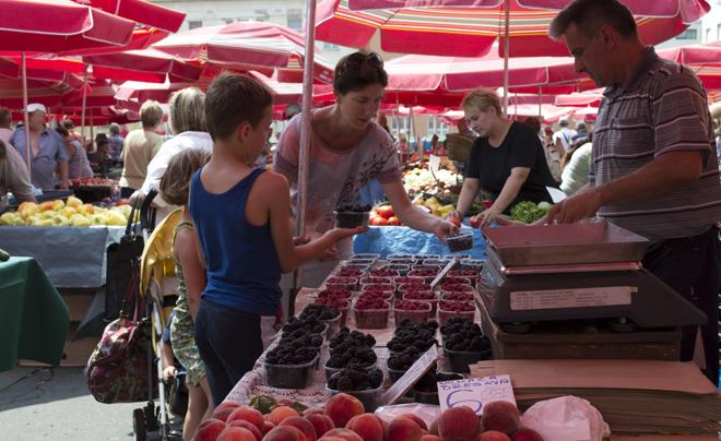 Markt Zagreb