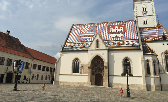Sint Marks kerk 01