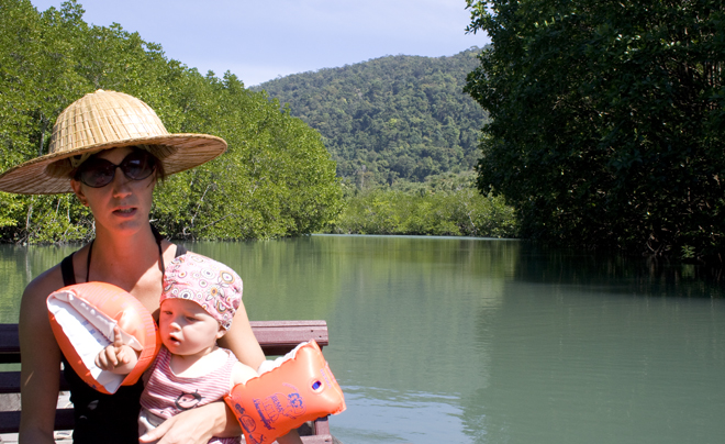Doen op Koh Chang: op een bootje door de mangroven