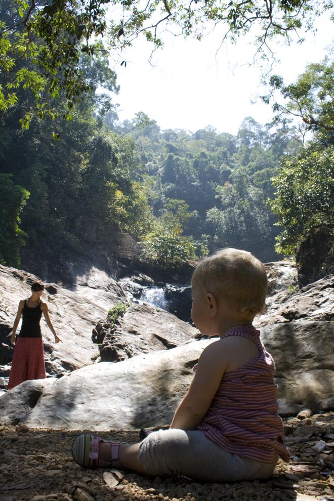Doen op Koh Chang; de Than Mayom waterval bezoeken