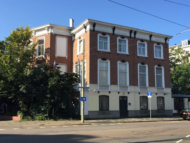 consulaat rusland exterieur
