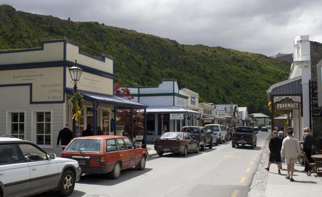 Arrowtown (Nieuw-Zeeland)