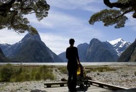 Milford Sound (Nieuw-Zeeland)