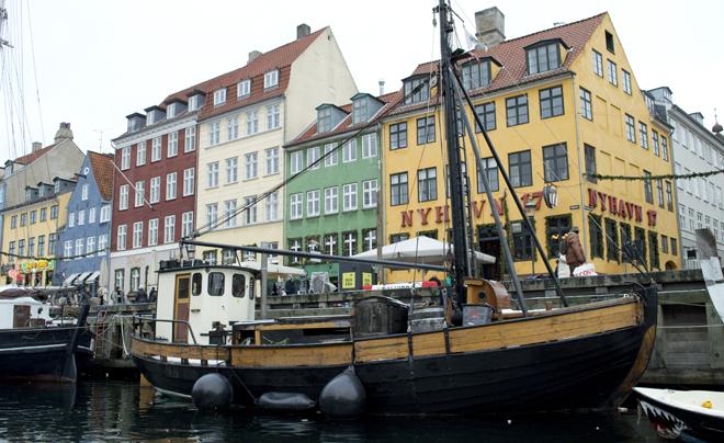 leuke stedentrip Kopenhagen