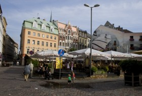 leuke stedentrip Riga