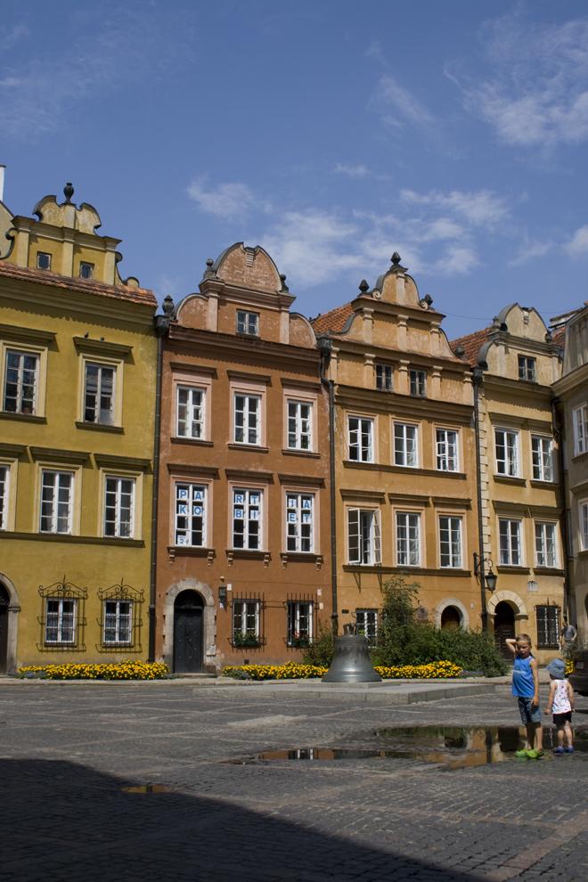 leuke stedentrip Warschau