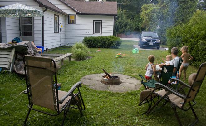 Airbnb met kinderen in Canada