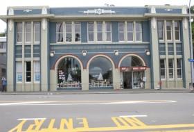 Art deco in Napier (nieuw-zeeland)