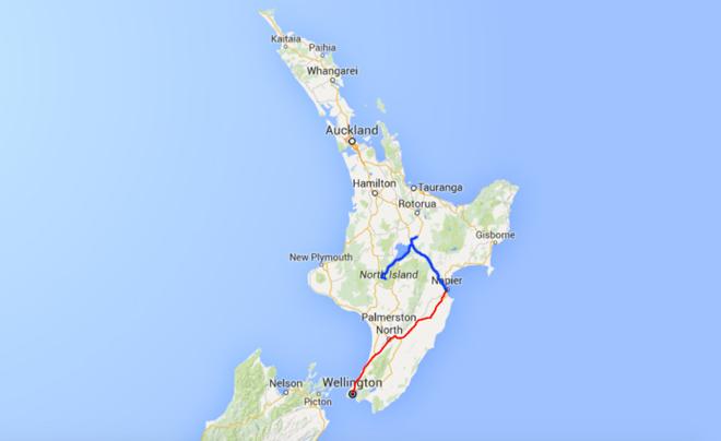 Deel 11 van onze roadtrip door Nieuw-Zeeland