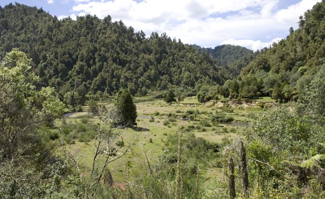 Waikaremoana highway