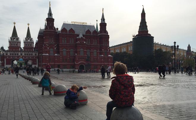 De leukste steden van 2015: Moskou