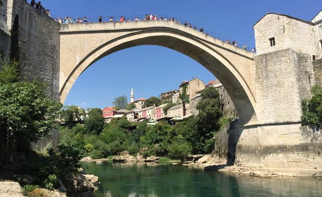 hoogtepunten van de kinderen: Mostar
