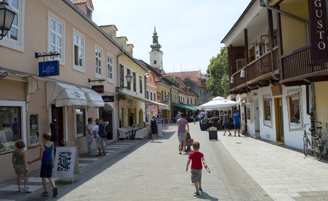De leukste steden van 2015: Zagreb