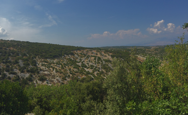 Landschap Brac