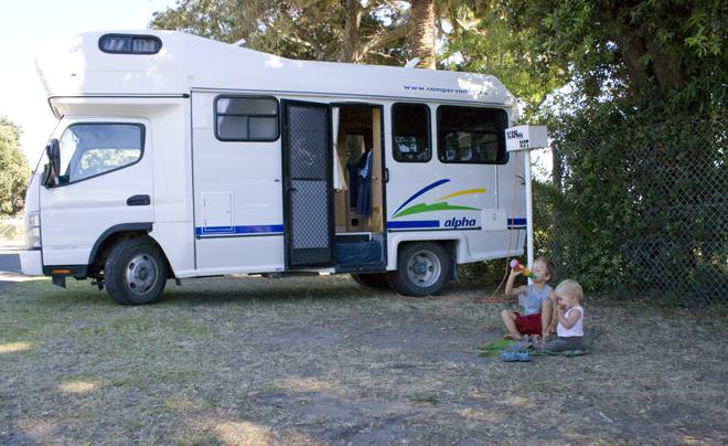 Roadtrip door nieuw-zeeland met kinderen: Noordereiland 04