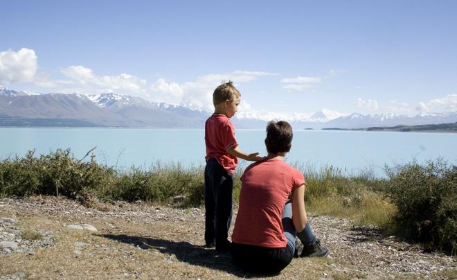 Roadtrip door nieuw-zeeland met kinderen: Zuidereiland 01