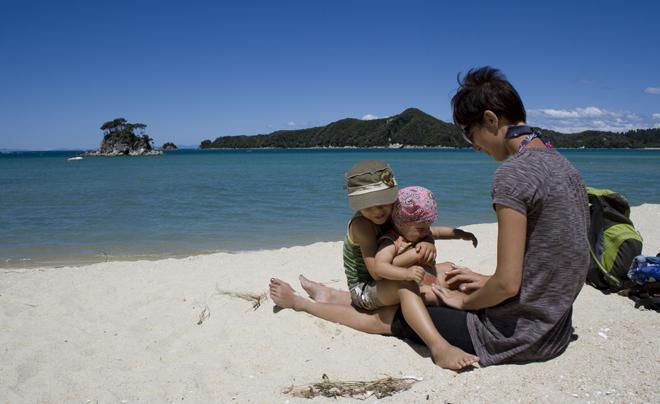 Roadtrip door nieuw-zeeland met kinderen: Zuidereiland 03