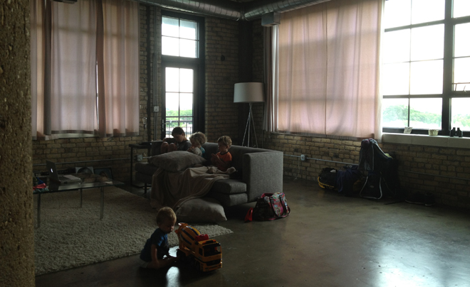 kindvriendelijke accommodatie via Airbnb: Chicago