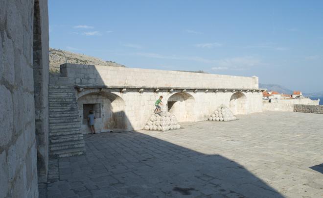 Dubrovnik met kinderen; Fort