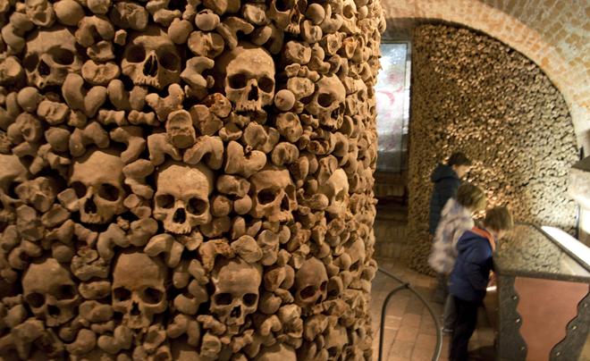 Ossuarium St Jacobskerk