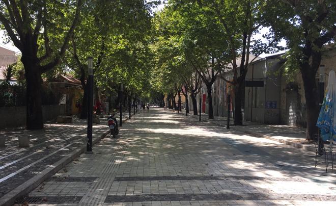 Een dag in Tirana 01