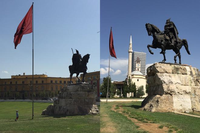 Een dag in Tirana 05
