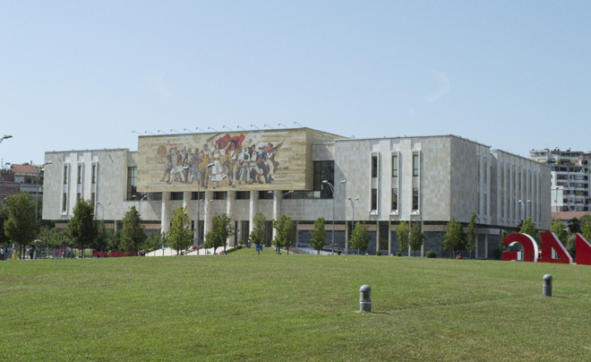 Een dag in Tirana 06