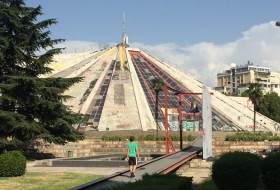 Een dag in Tirana 09