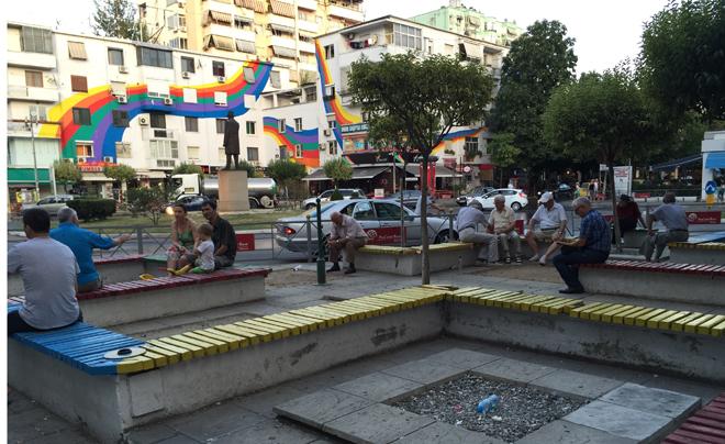 Een dag in Tirana 14