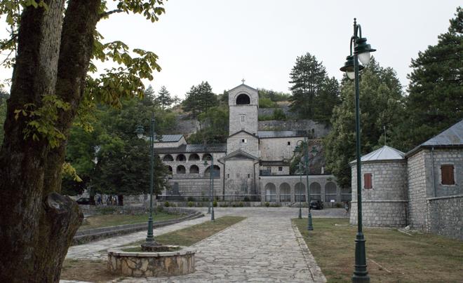 Vakantie in Montenegro: Cetinje