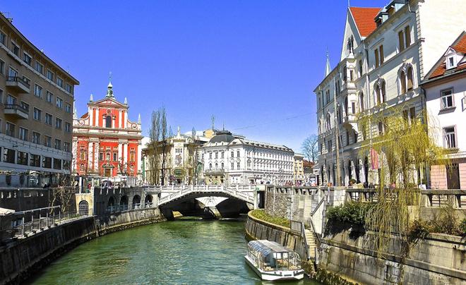 City break binnen Europa: Ljubljana