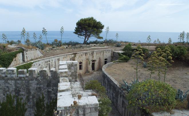 Vakantie in Montenegro: Mamula 01