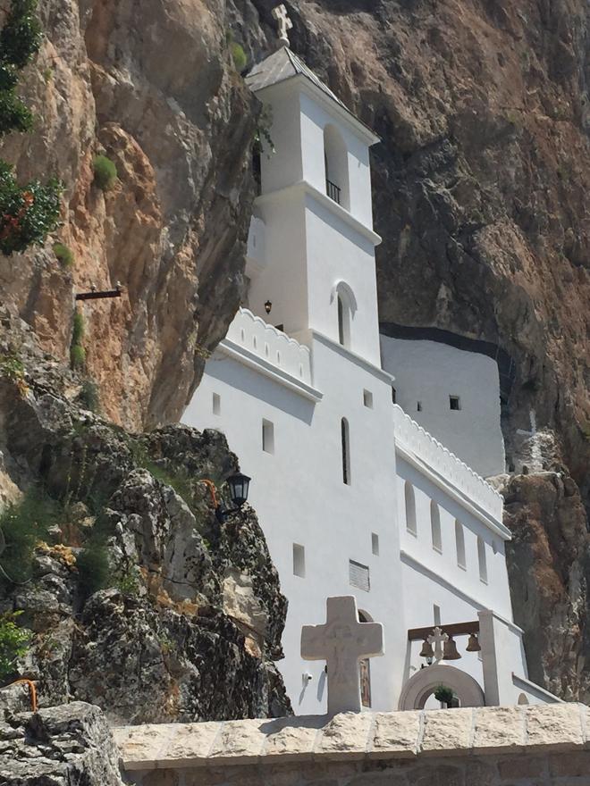 Vakantie in Montenegro: Ostrog