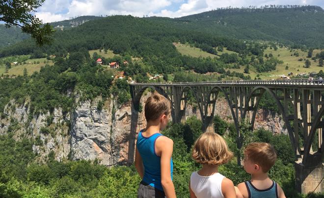 Vakantie in Montenegro: Tarakloof
