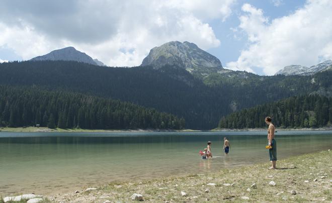 Vakantie in Montenegro: Zwarte meer