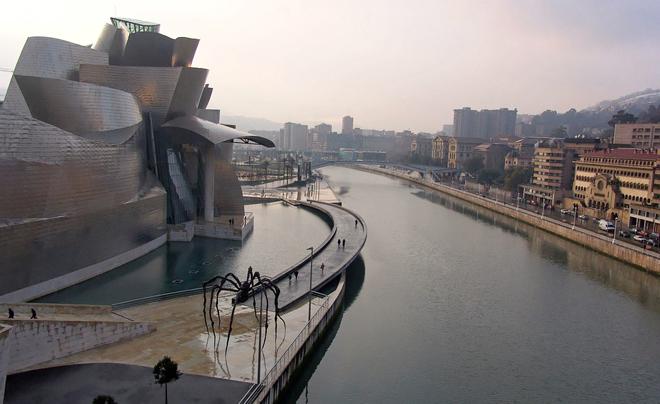 City break binnen Europa: Bilbao