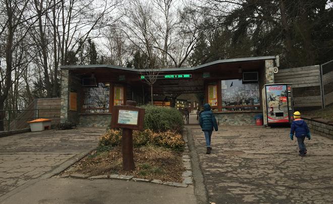 dierentuin van Brno 02