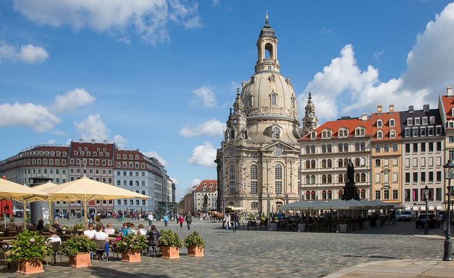 City break binnen Europa: Dresden