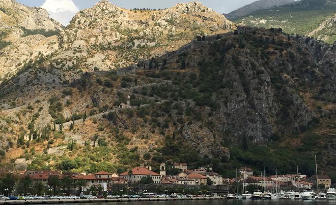 Vakantie in Montenegro: Kotor 02