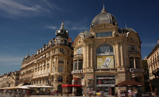 City break binnen Europa: Montpellier