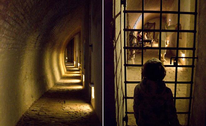 Brno ondergronds - kazematten 01