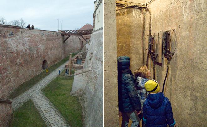 Brno ondergronds - kazematten 02
