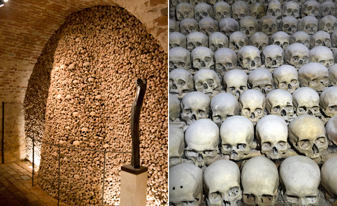 Brno ondergronds - ossuarium 02