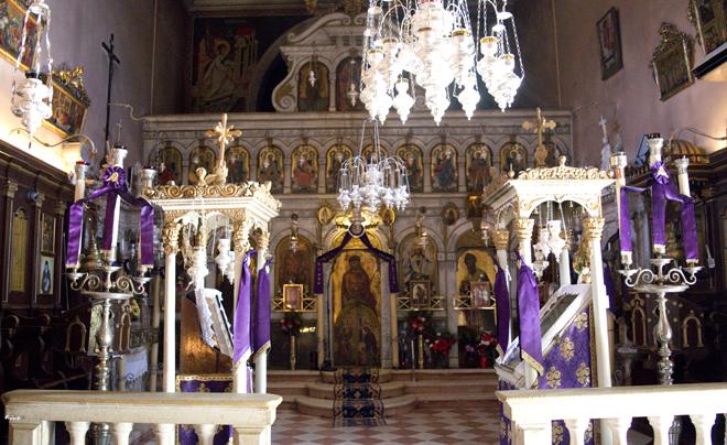 Reisverslag Corfu - Theokotos klooster