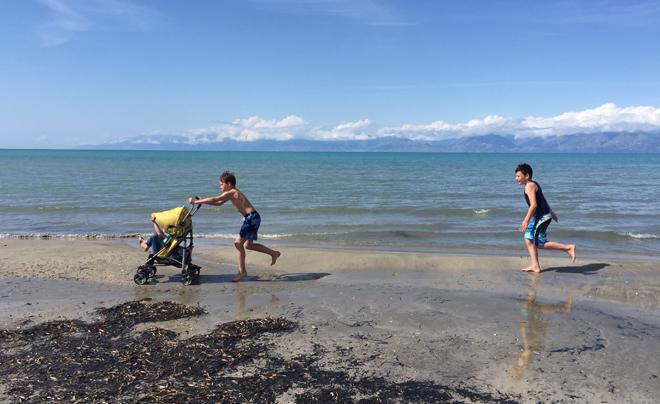 Reisverslag Corfu - vrijdag 05