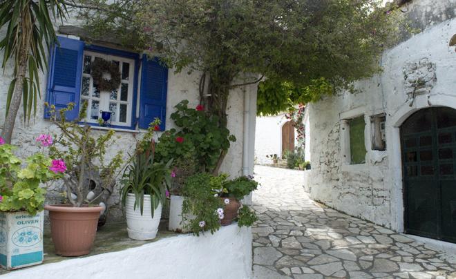 Reisverslag Corfu - woensdag 01