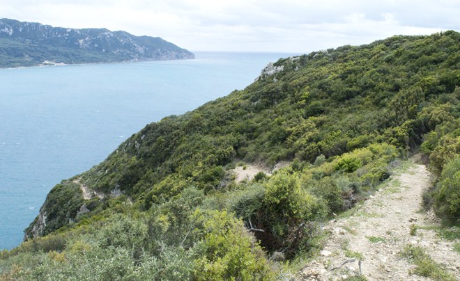 Reisverslag Corfu - woensdag 02