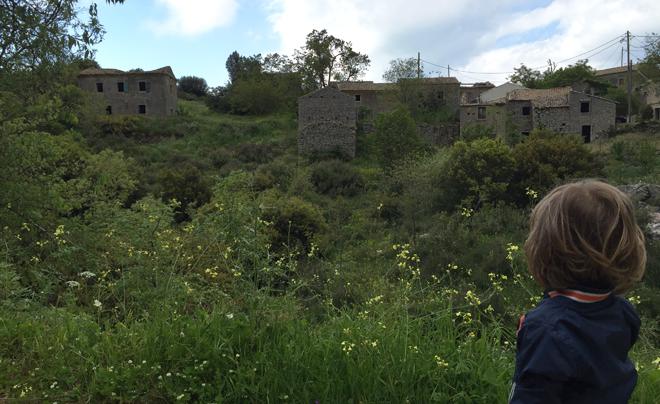 Reisverslag Corfu - woensdag 07